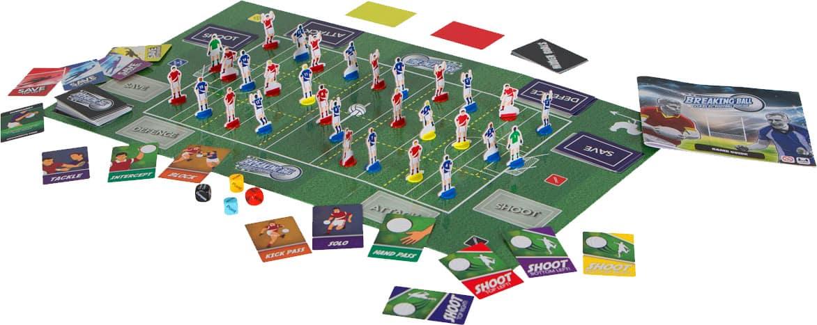 Breaking Ball Board GAME